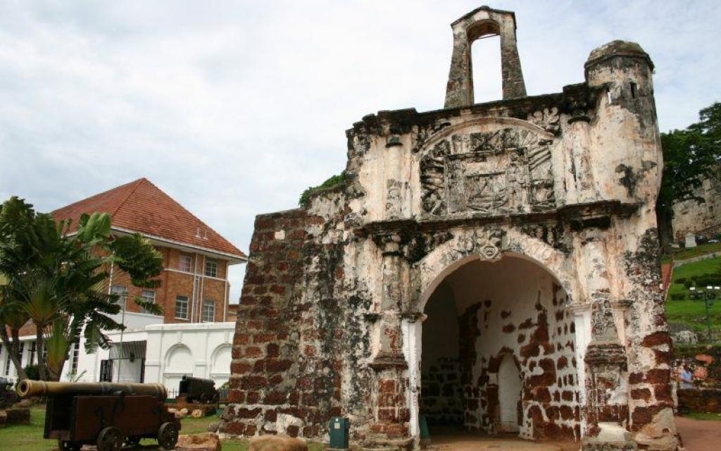 Une journée à Malacca