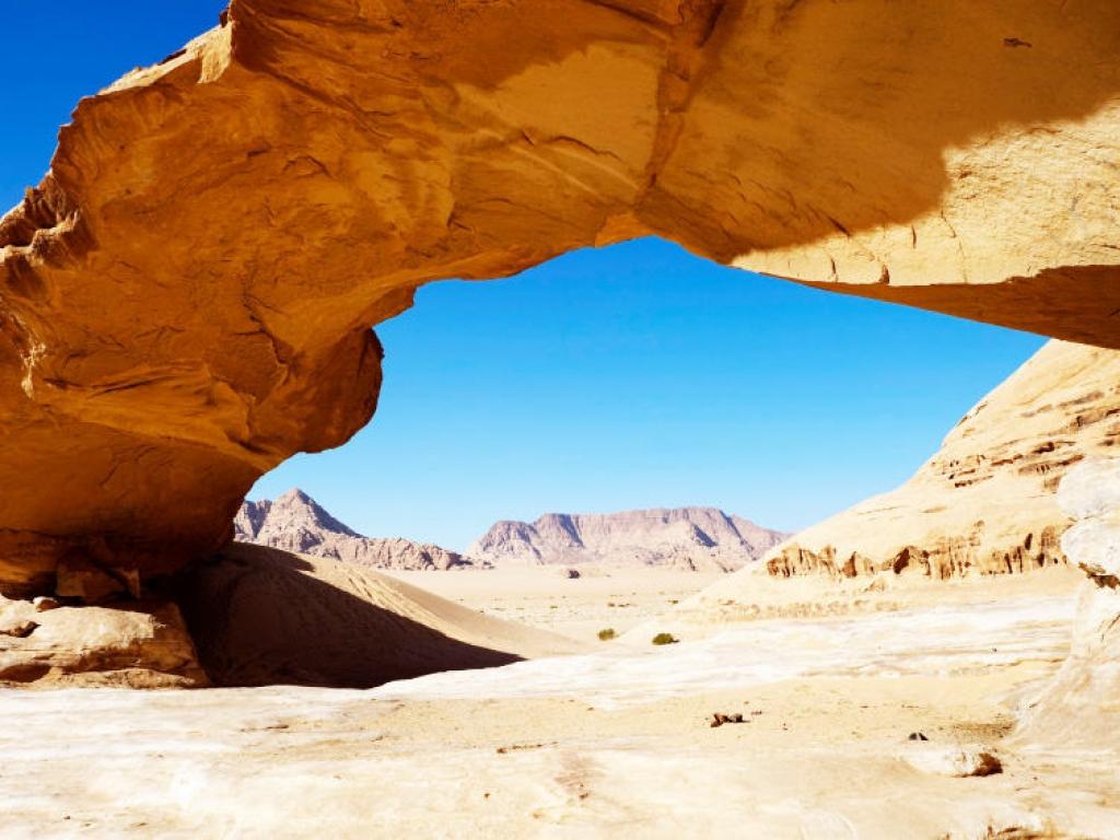 Aventures bédouines dans le désert