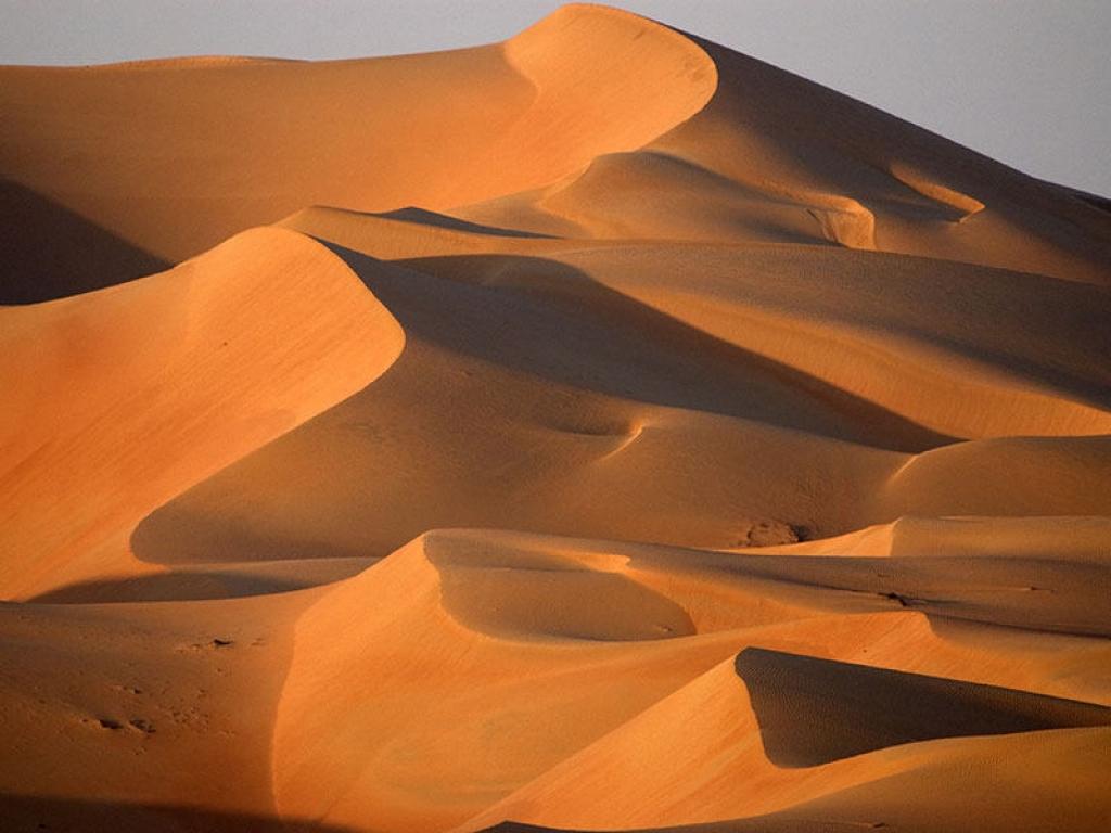 Du désert à la côte