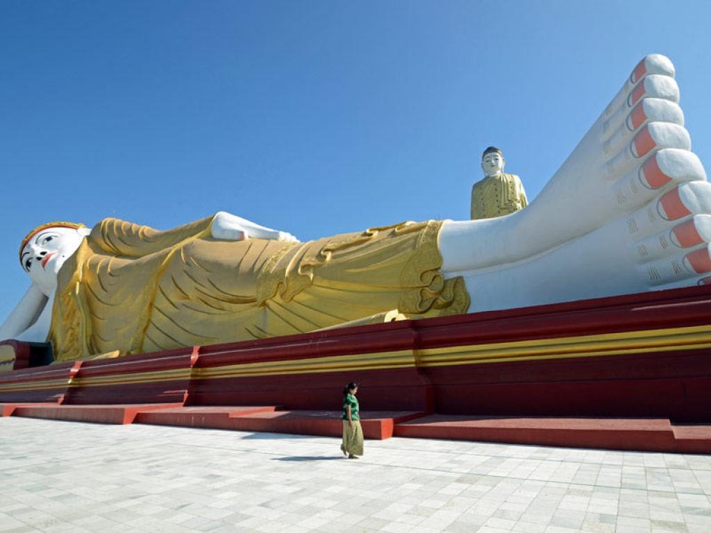 De Yangon à Kalaw: la grotte sacrée de Pindaya