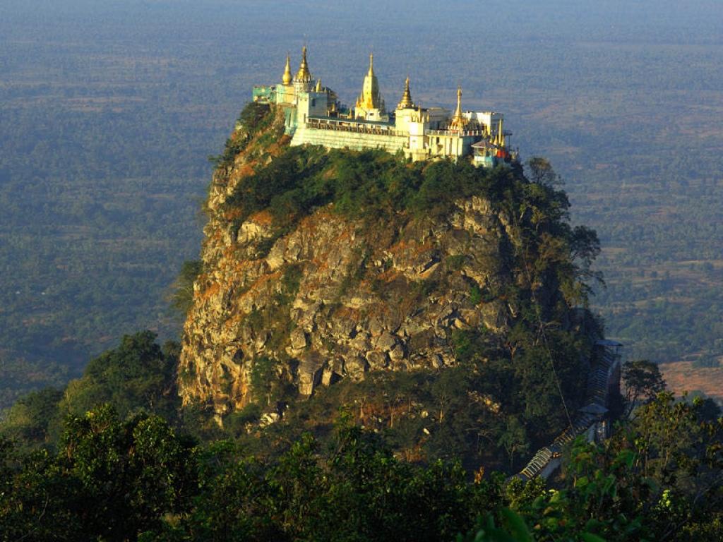 Architecture et mystique de Bagan
