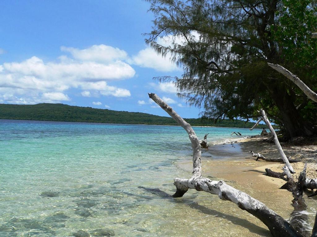 Arrivée au Vanuatu