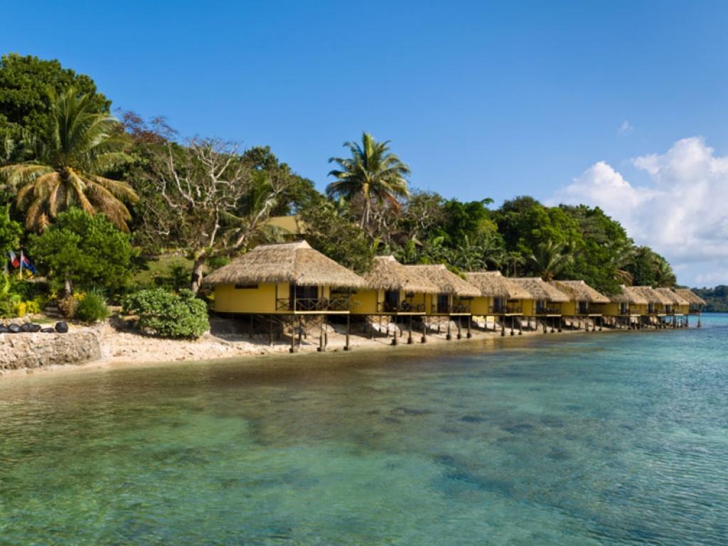 Sur la plus grande île de l'archipel, bienvenue à Santo !