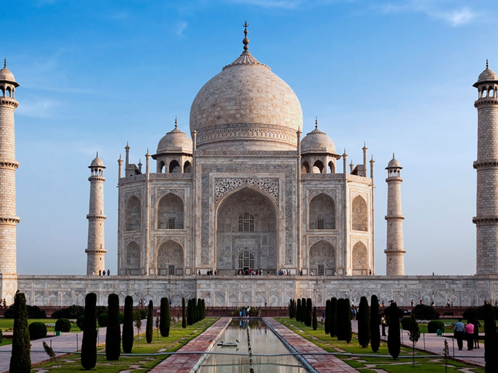 Merveilleux du Taj Mahal