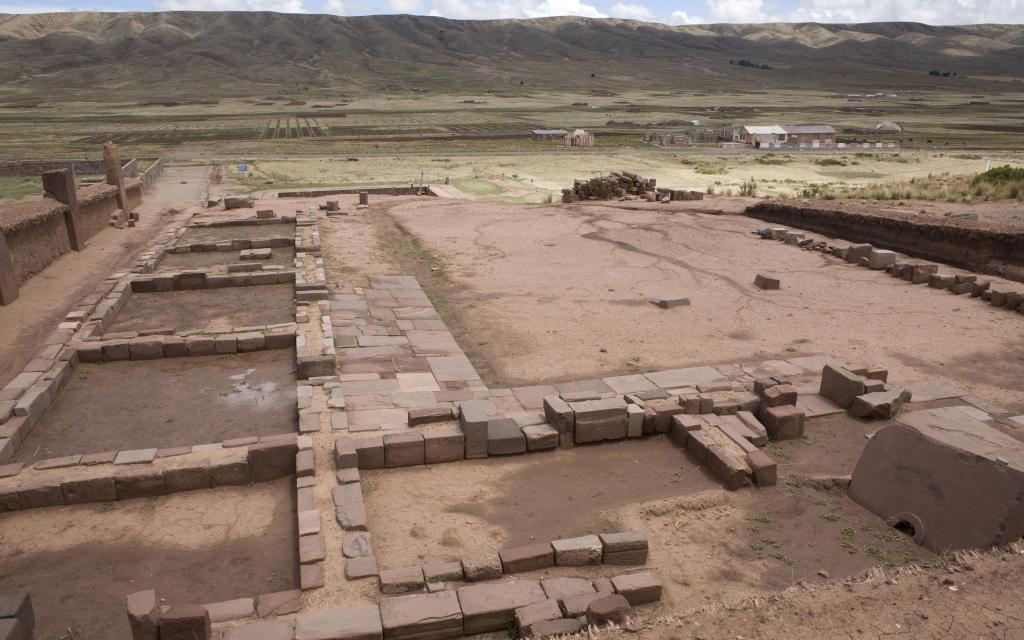 Site de Tiwanaku et Visite de La Paz