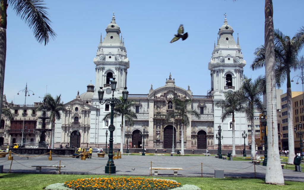 Flâner dans  Lima