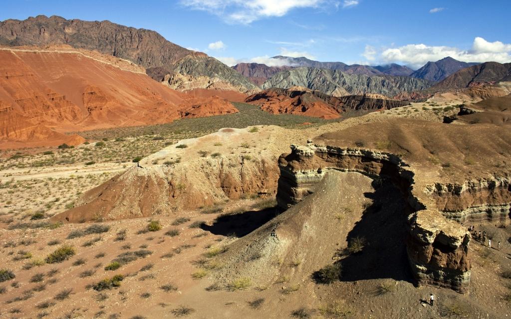 Paysages du Nord-Ouest Argentine