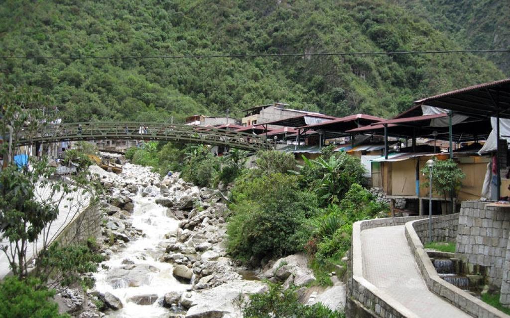 Le village inca vivant
