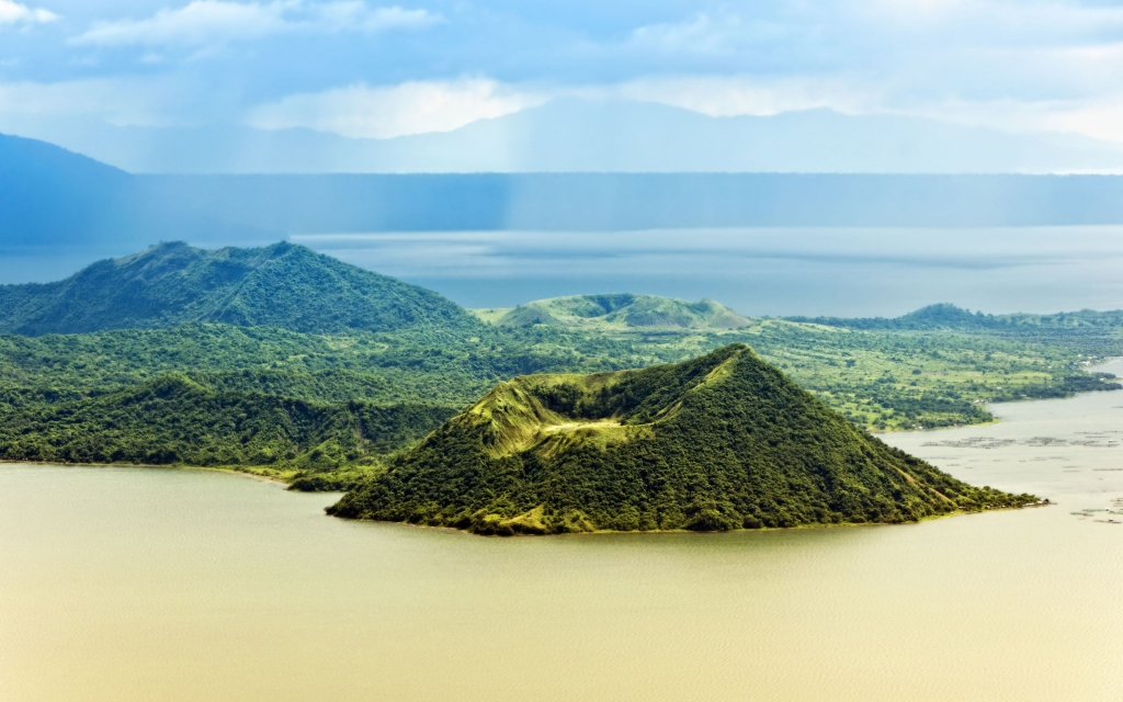 Le Volcan Taal