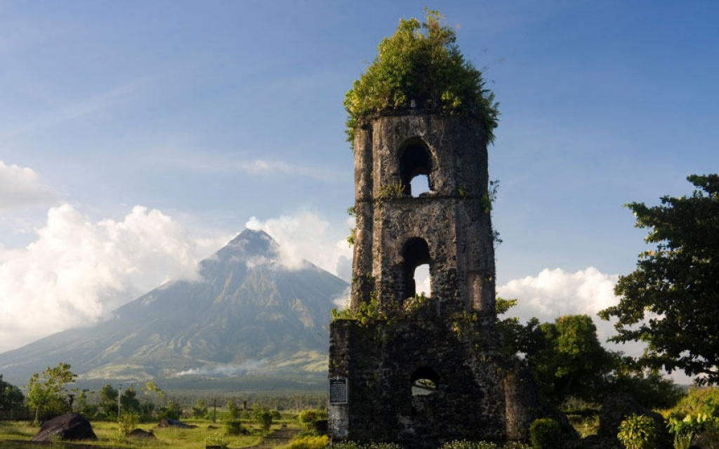 Le Volcan Mayon