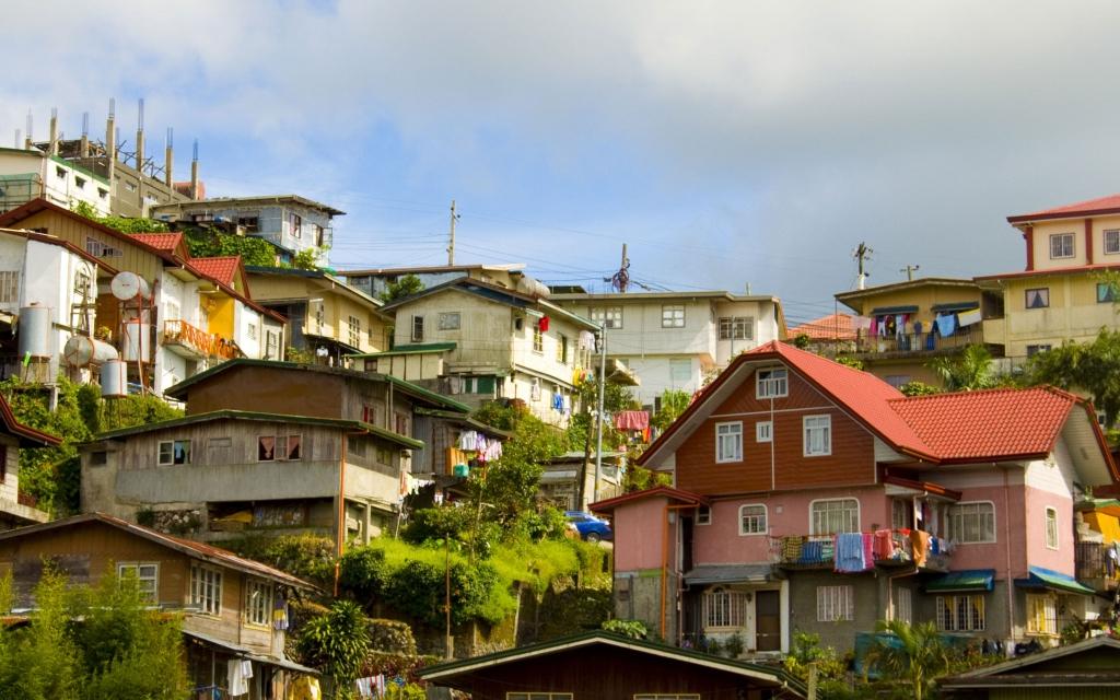 Mines d'or et artisanat de Baguio
