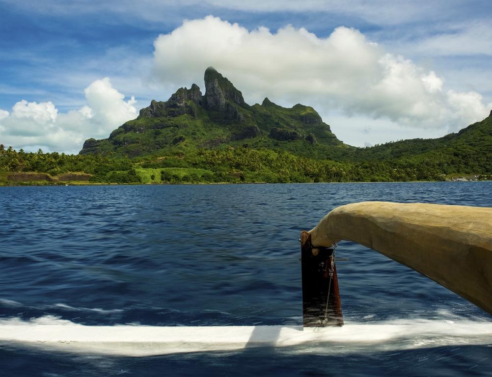 Mes adieux à la Polynésie