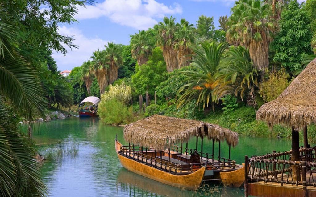 Bienvenue sur l'Ile Sacrée