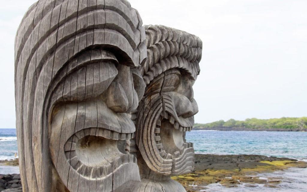 Légendes de l'Ile Sacrée
