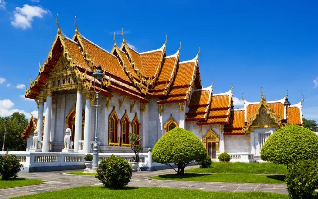 Arrivée à Chiang Mai et première découverte