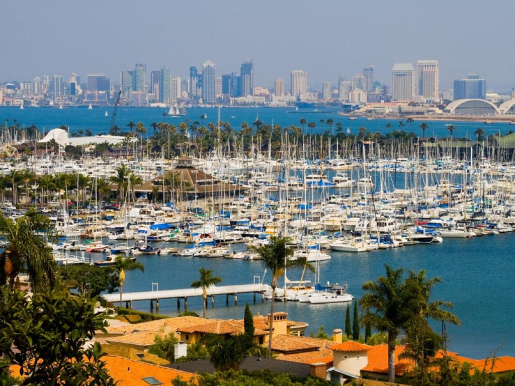 Villes balnéaires de Californie (532km)