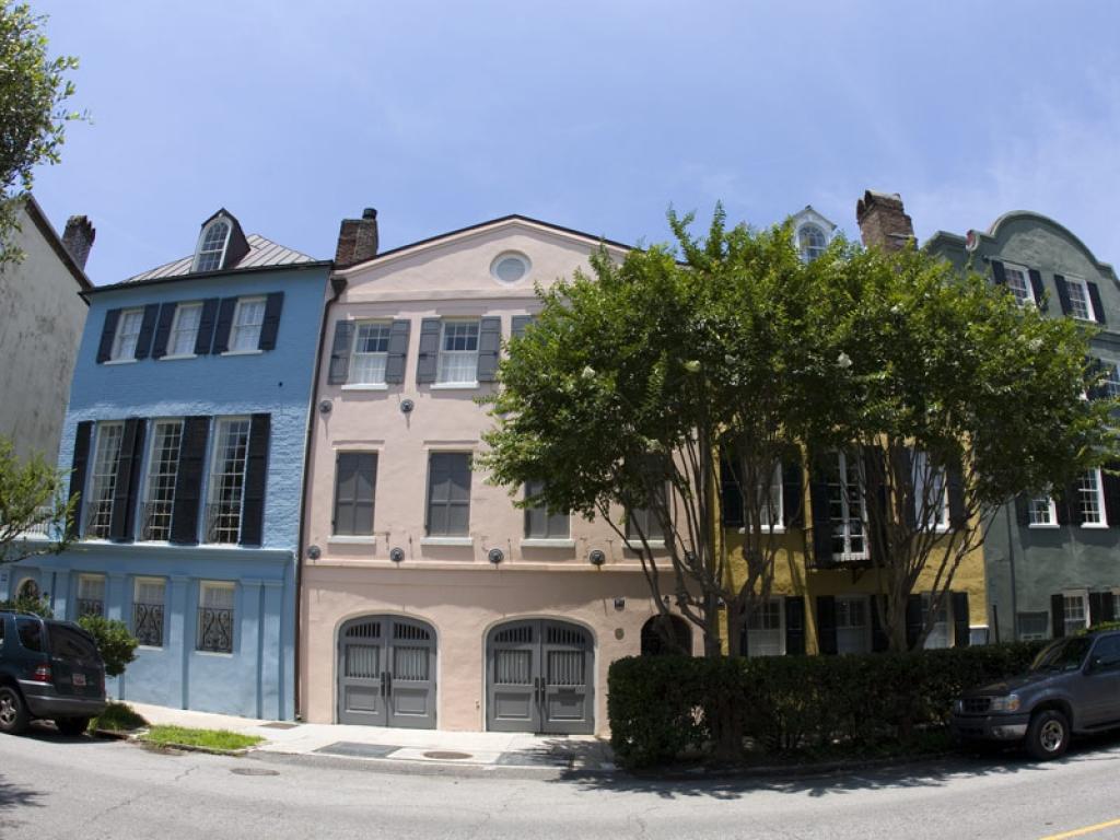 Visite de Charleston