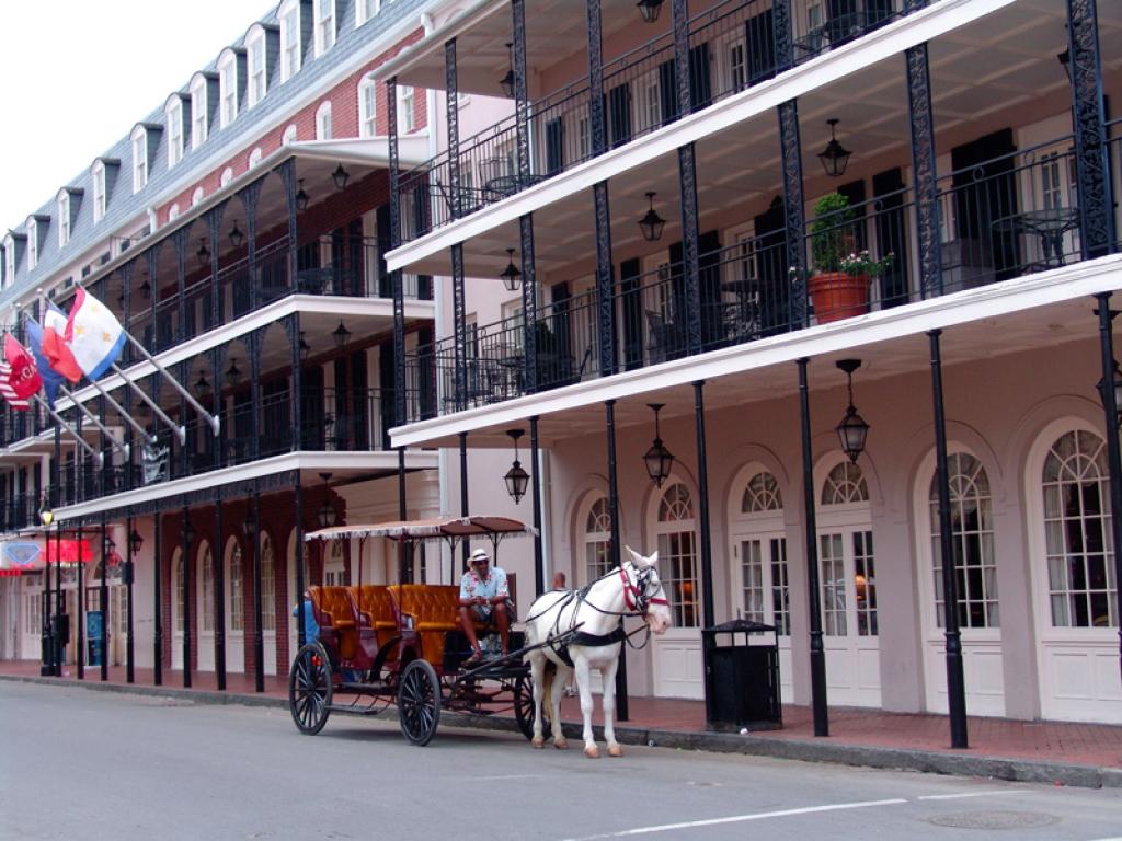 De Bâton Rouge à la Nouvelle Orléans, la « Big Easy »