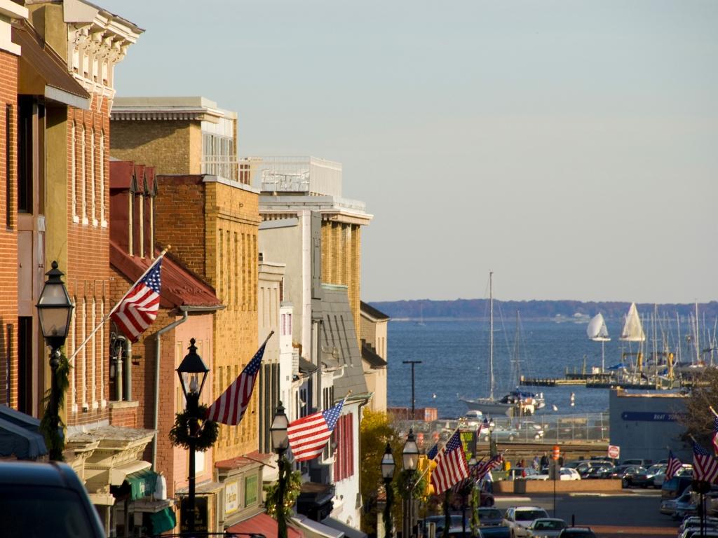 Bienvenue dans la Capitale du Maryland : Annapolis !