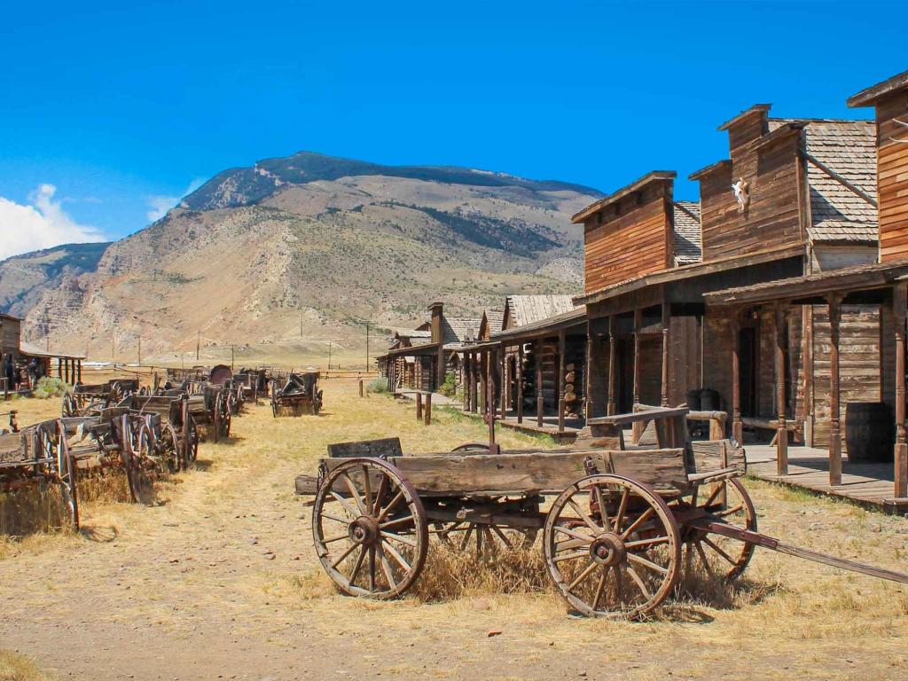Bienvenue chez Buffalo Bill