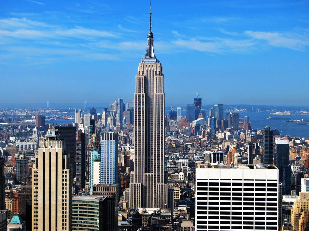 Visite de New York et promenade sur la Highline