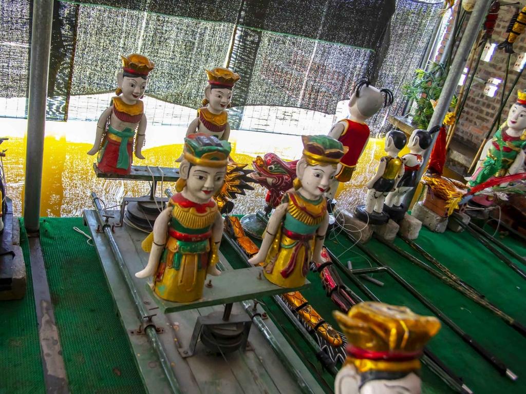 Retour à Hanoi et transfert vers Hoi An