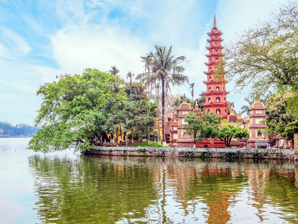 Découverte de Hanoi la millénaire