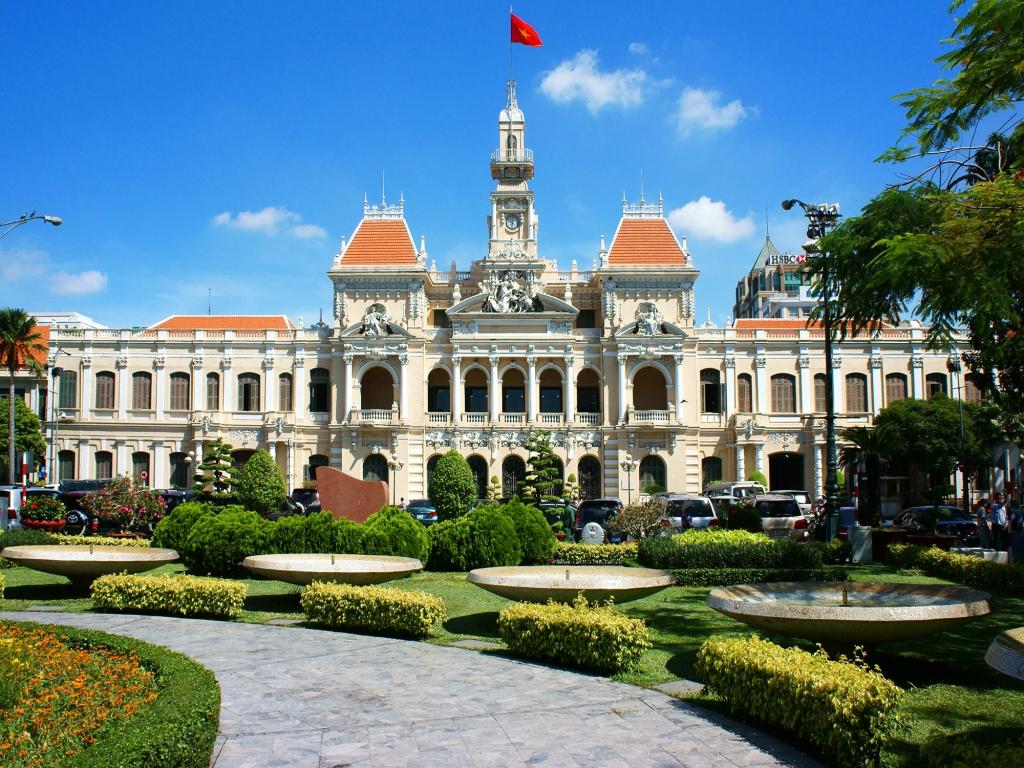 Visite de Saigon