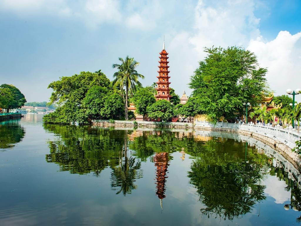 Visite guidée de Hanoi