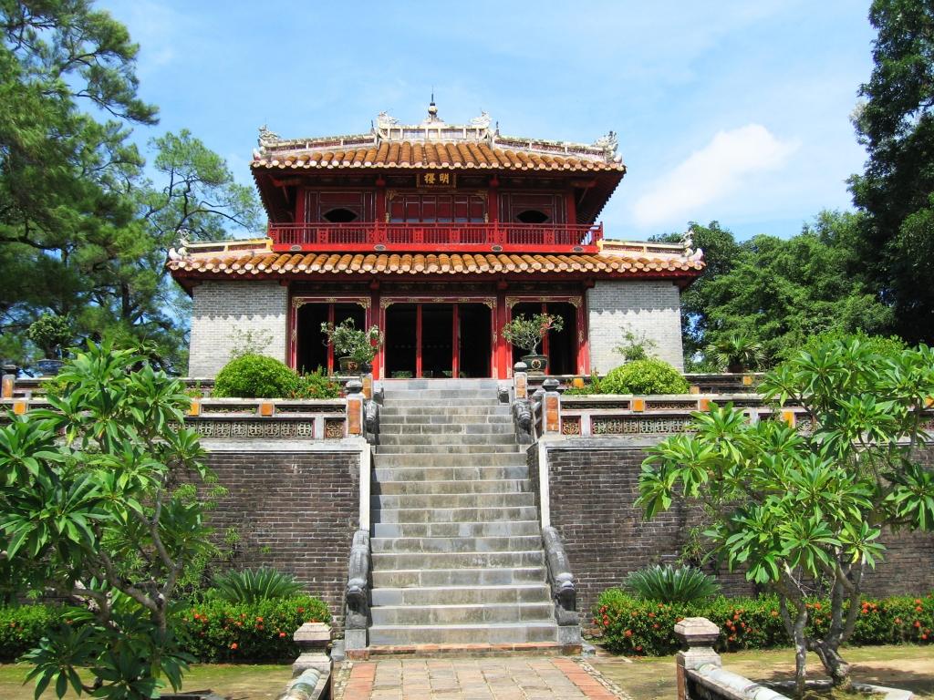 Hue, ancienne capitale impériale