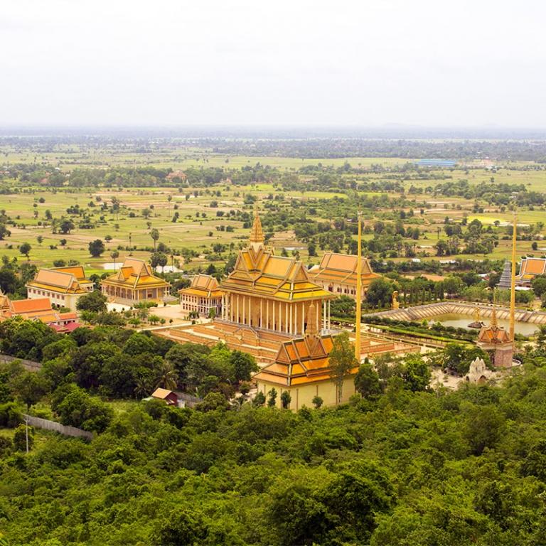 En route vers Battambang
