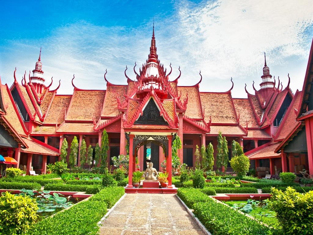 Visite guidée de Phnom Penh