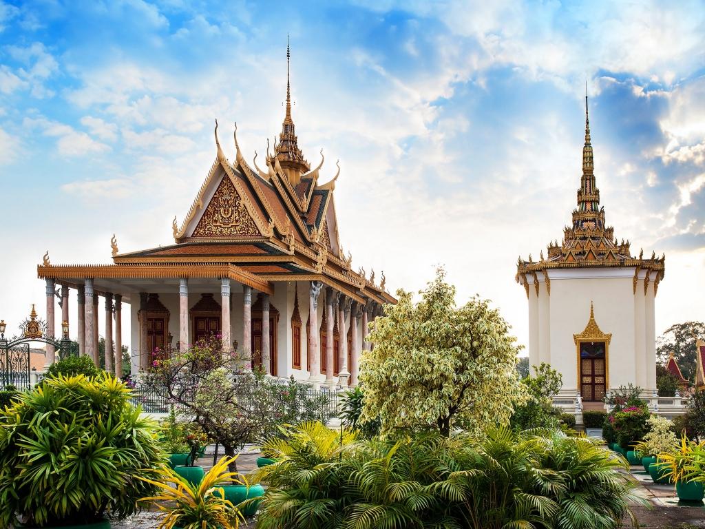 Phnom Penh au rythme cambodgien