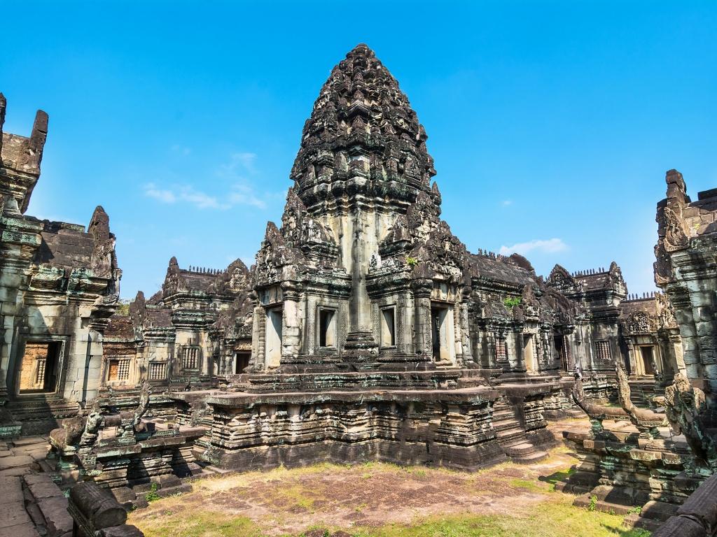 A la découverte d'Angkor et sa région