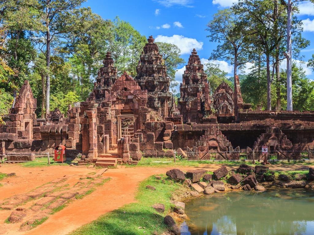 Les trésors cachés d'Angkor