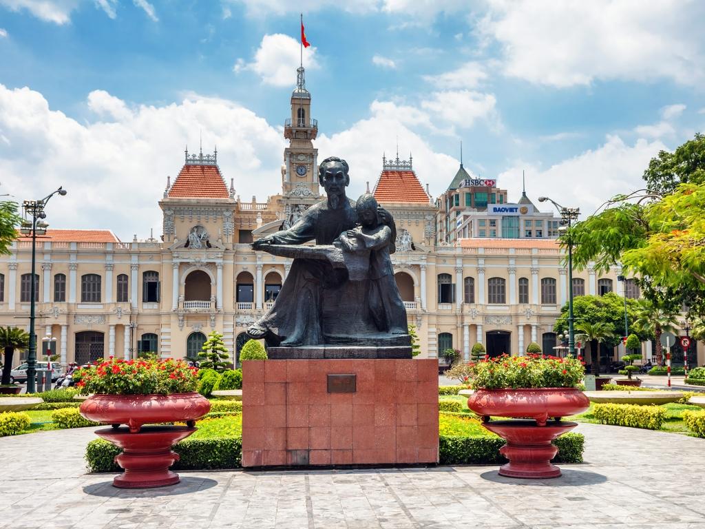 La bouillonnante Saigon