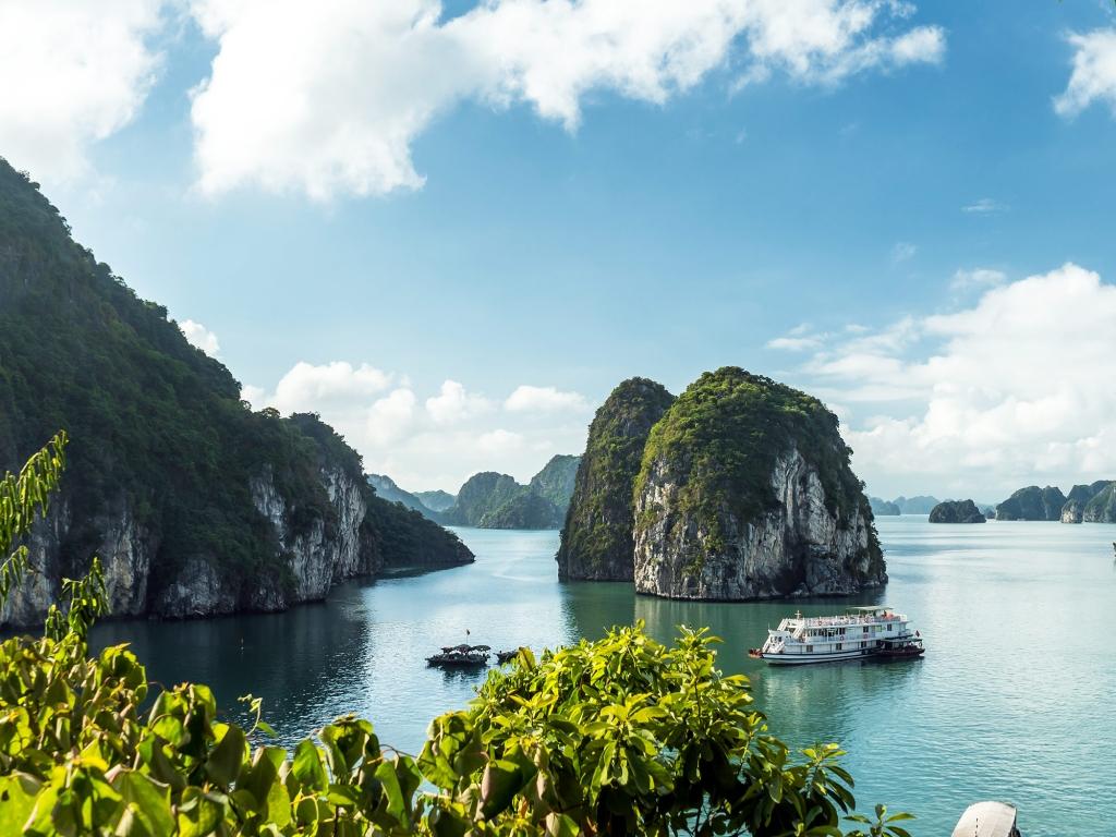 Croisière en Baie d'Halong