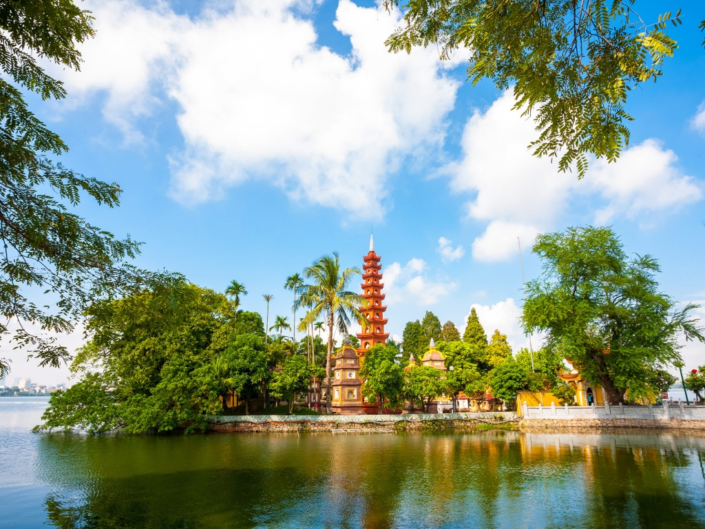 Visite guidée d'Hanoi