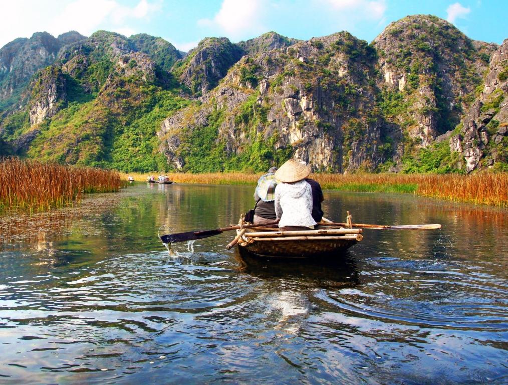 La Baie d'Halong terrestre…