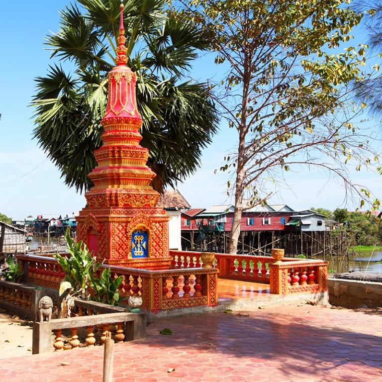 Du Laos au Cambodge