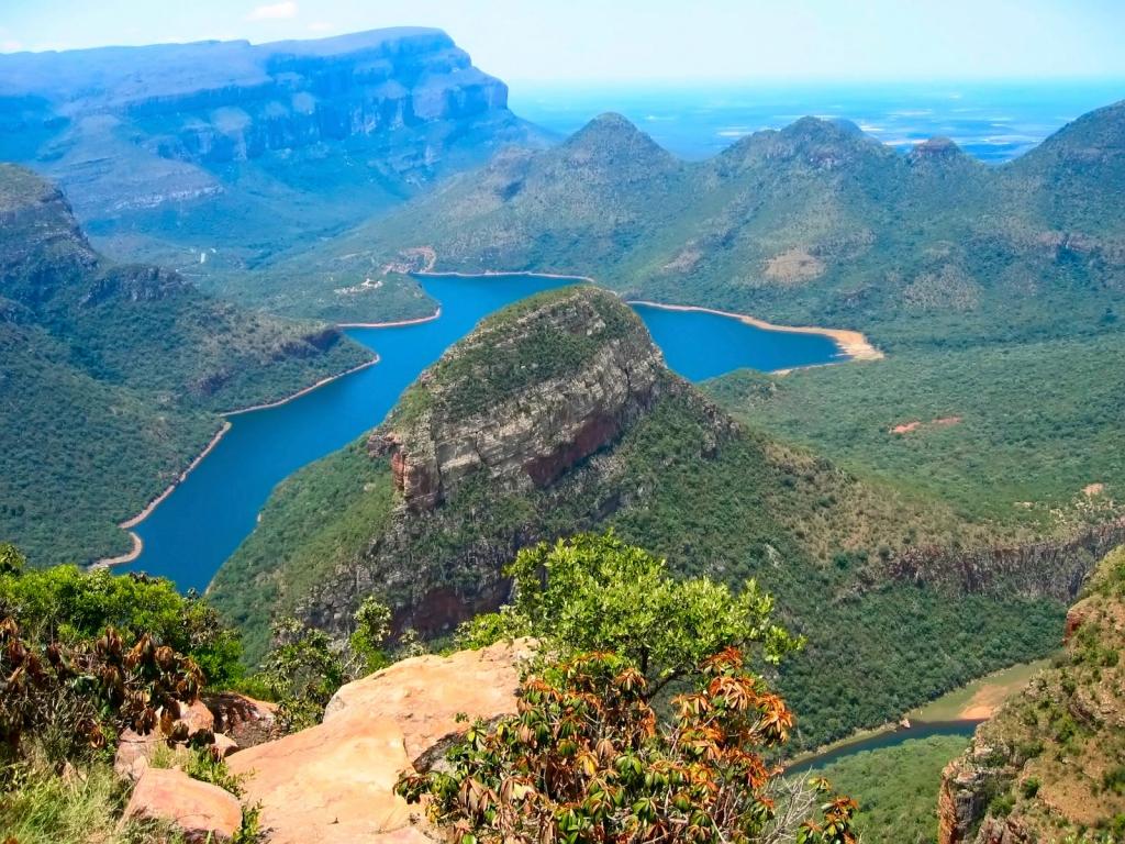 Canyon et safari en réserve privée