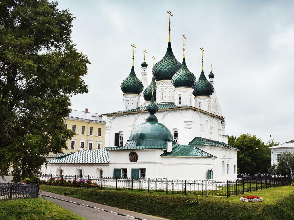 Autour de la Volga…