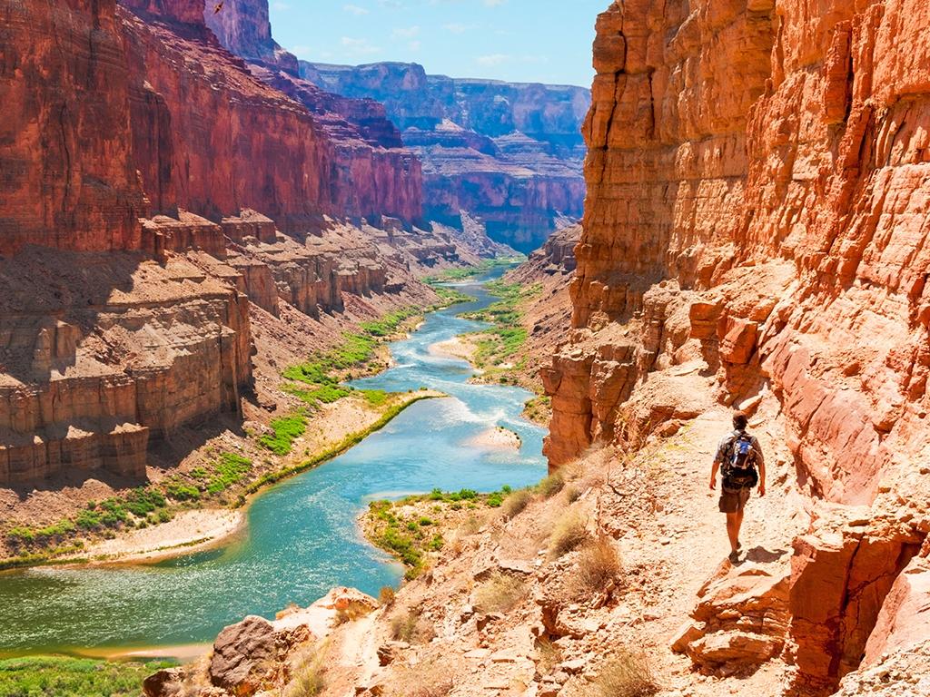 Découverte de Grand Canyon