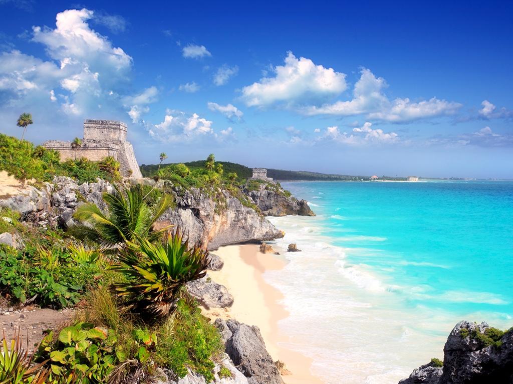 Idylle sous les tropiques de la Riviera Maya