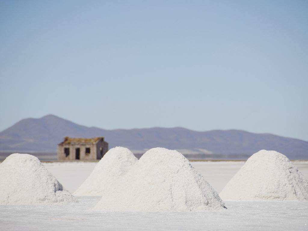 Salar d'Atacama : une vision surréaliste