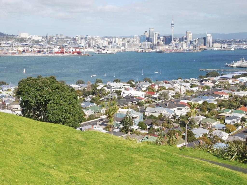 Départ pour la Nouvelle Zélande
