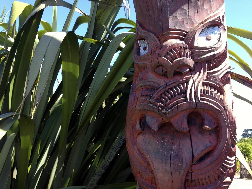 Culture Maori à Rotorua