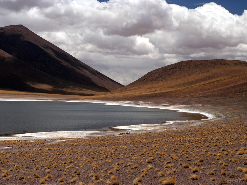 Départ pour le désert le plus aride du monde !