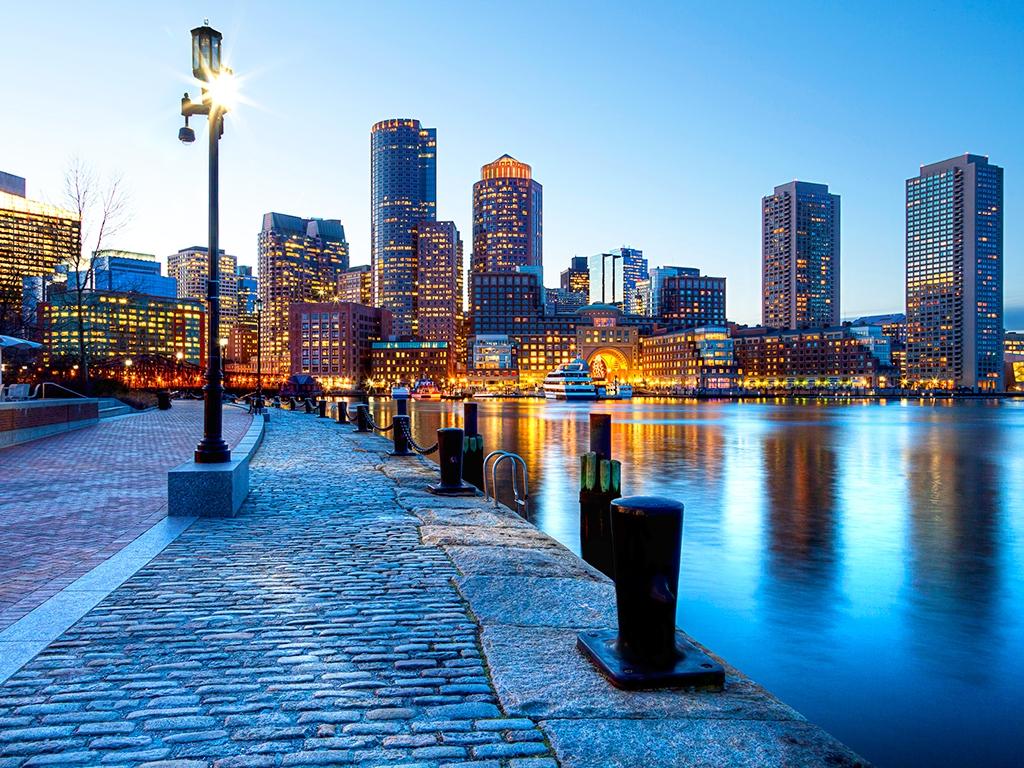 Retour vers Boston