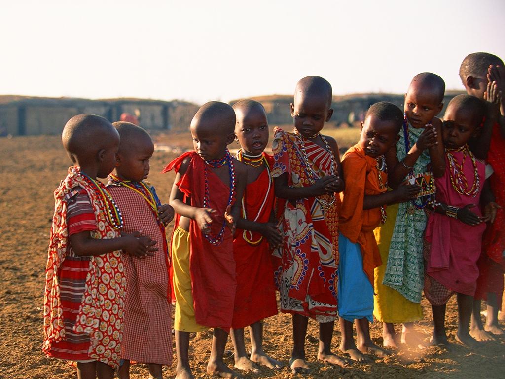 Safari à Amboseli et visite d'un village Masai